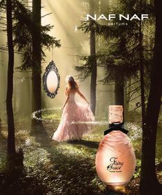 Постер Naf Naf Fairy Juice