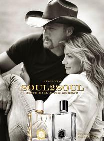 Постер Tim McGraw Faith Hill Soul2Soul for Her