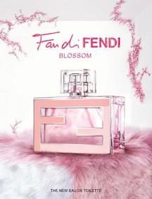 Постер Fan Di Fendi Blossom