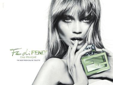 Постер Fan di Fendi Eau Fraîche