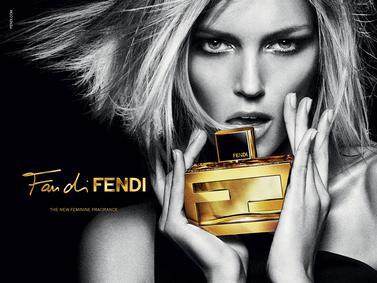 Постер Fan di Fendi
