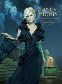 Постер Jessica Simpson Fancy Nights
