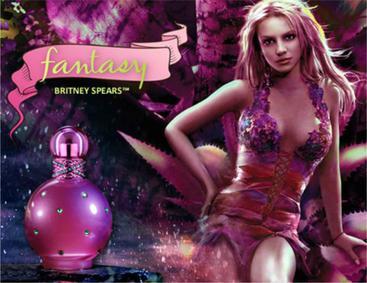Постер Britney Spears Fantasy