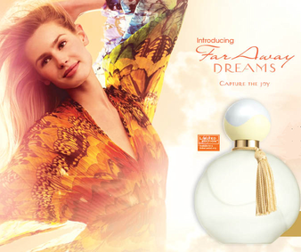 Постер Avon Far Away Dreams