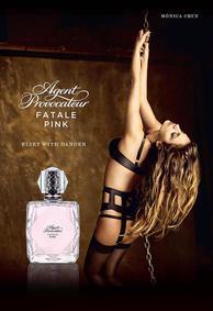 Постер Agent Provocateur Fatale Pink