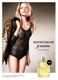 Постер Women'secret Feminine Limited Edition