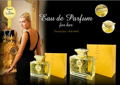 Постер Esprit de Versailles Femme