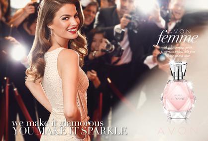 Постер Avon Femme