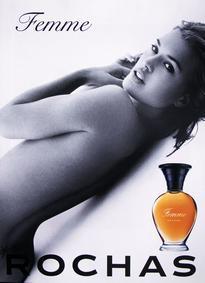 Постер Femme Rochas