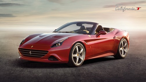 Постер Ferrari Amber Essence 2016