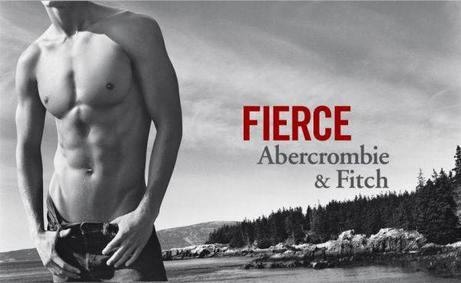 Постер Abercrombie & Fitch Fierce