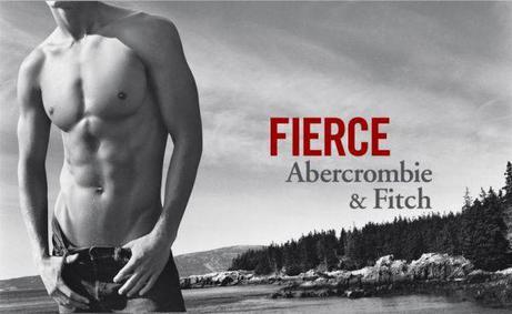 Постер Abercrombie & Fitch Fierce