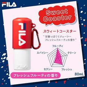 Постер Fila Sweet Coaster
