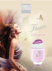 Постер Enrico Coveri Firenze Primo Amore