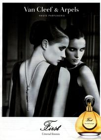 Постер Van Cleef & Arpels First