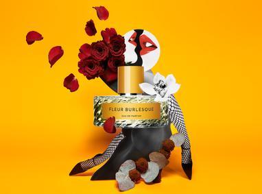 Постер Vilhelm Parfumerie Fleur Burlesque