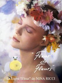 Постер Nina Ricci Fleur de Fleurs (Eau de Fleurs)