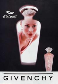 Постер Givenchy Fleur d'Interdit