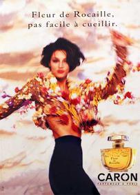 Постер Caron Fleurs de Rocaille