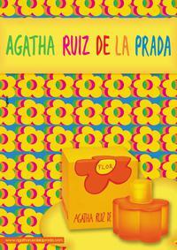Постер Agatha Ruiz de la Prada Flor
