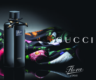 Постер Flora By Gucci 1966