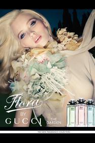 Постер Flora By Gucci Glorious Mandarin