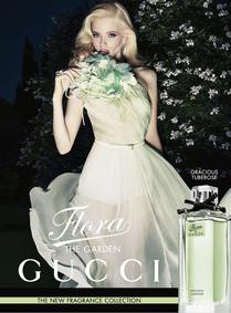 Постер Flora By Gucci Gracious Tuberose