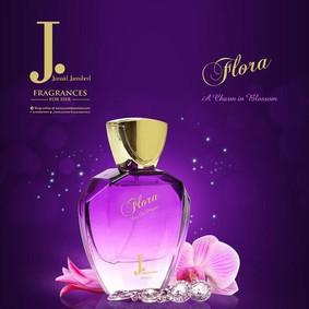 Постер Junaid Jamshed Flora