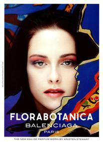 Постер Balenciaga Florabotanica