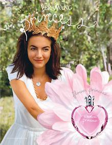 Постер Vera Wang Flower Princess