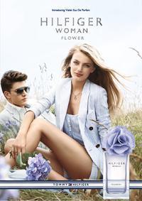 Постер Tommy Hilfiger Flower Violet