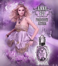 Постер Anna Sui Forbidden Affair
