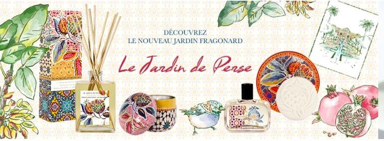 Постер Fragonard Grenade Pivoine