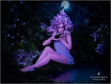 Постер Illamasqua Freak