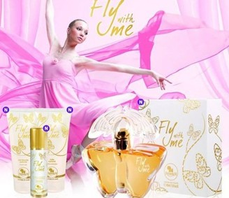 Постер Frederic M Fly With Me
