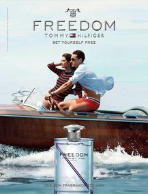 Постер Tommy Hilfiger Freedom (2012)