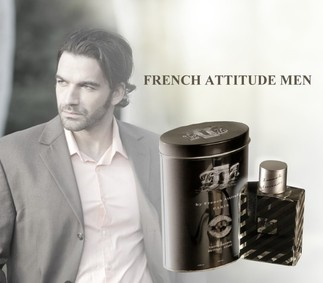 Постер French Attitude Men