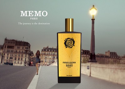 Постер Memo French Leather