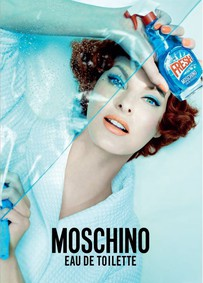 Постер Moschino Fresh Couture