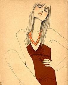 Постер Zara Fresia
