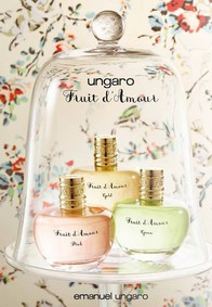 Постер Emanuel Ungaro Fruit d'Amour Gold