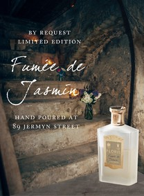 Постер Floris Fumee de Jasmin
