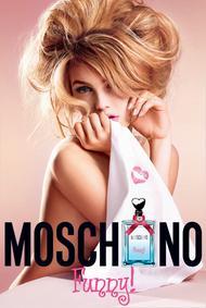 Постер Moschino FUNNY!