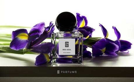 Постер G Parfums Iris Soul