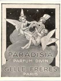 Постер Gellé Frères Paradisia