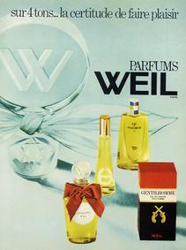 Постер Weil Gentilhomme