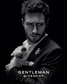 Постер Gentleman Givenchy
