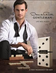 Постер Oscar de la Renta Gentleman