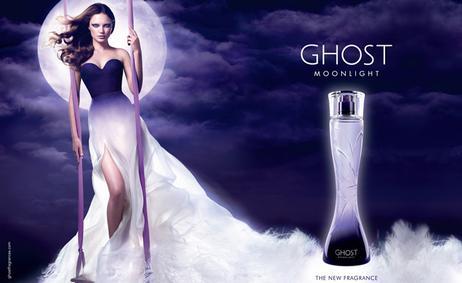Постер Ghost Moonlight