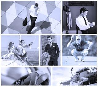 Постер GianMarco Venturi Frames Homme Sport